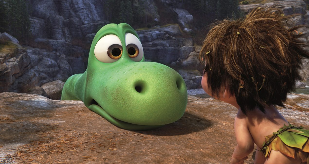 THE GOOD DINOSAUR REVIEW & RECYCLO WINNERS ANNOUNCEMENT