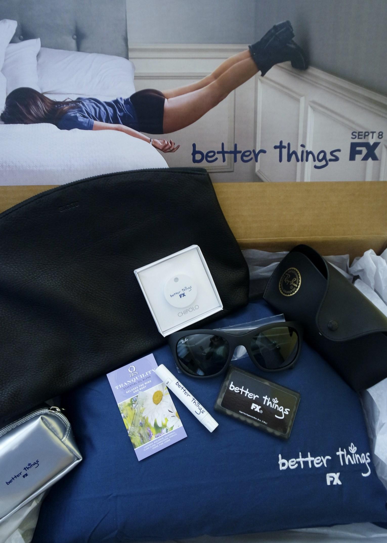 Better Things FX Gift Basket
