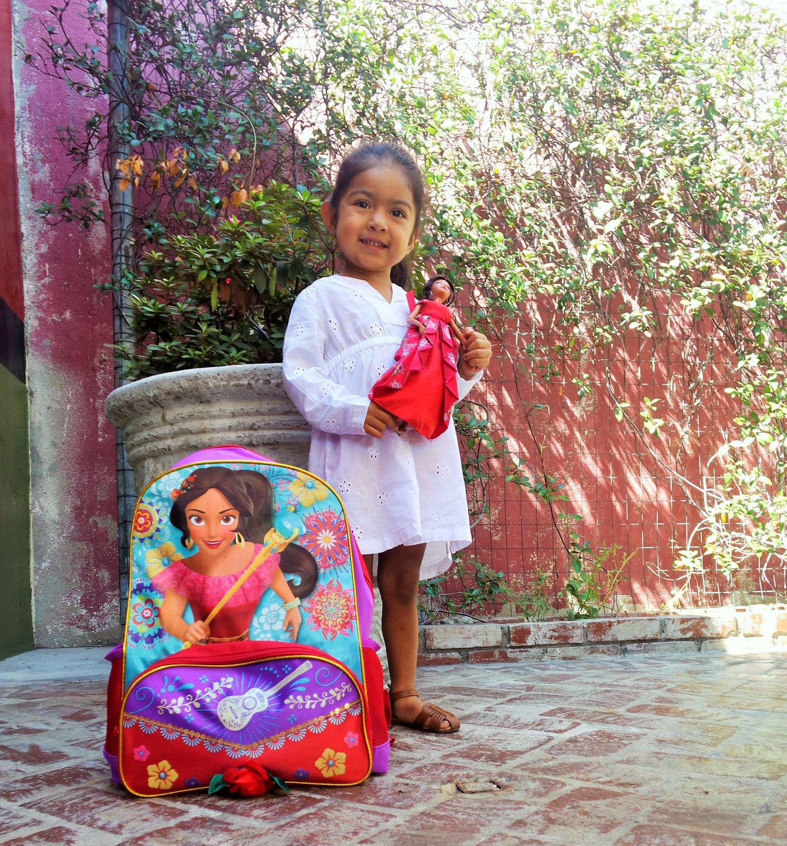 Elena of Avalor School Supplies.JPG