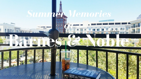 Summer Memories at Barnes & Noble