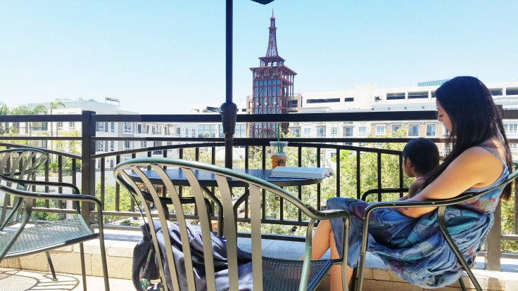 Barnes & Noble Americana Balcony View