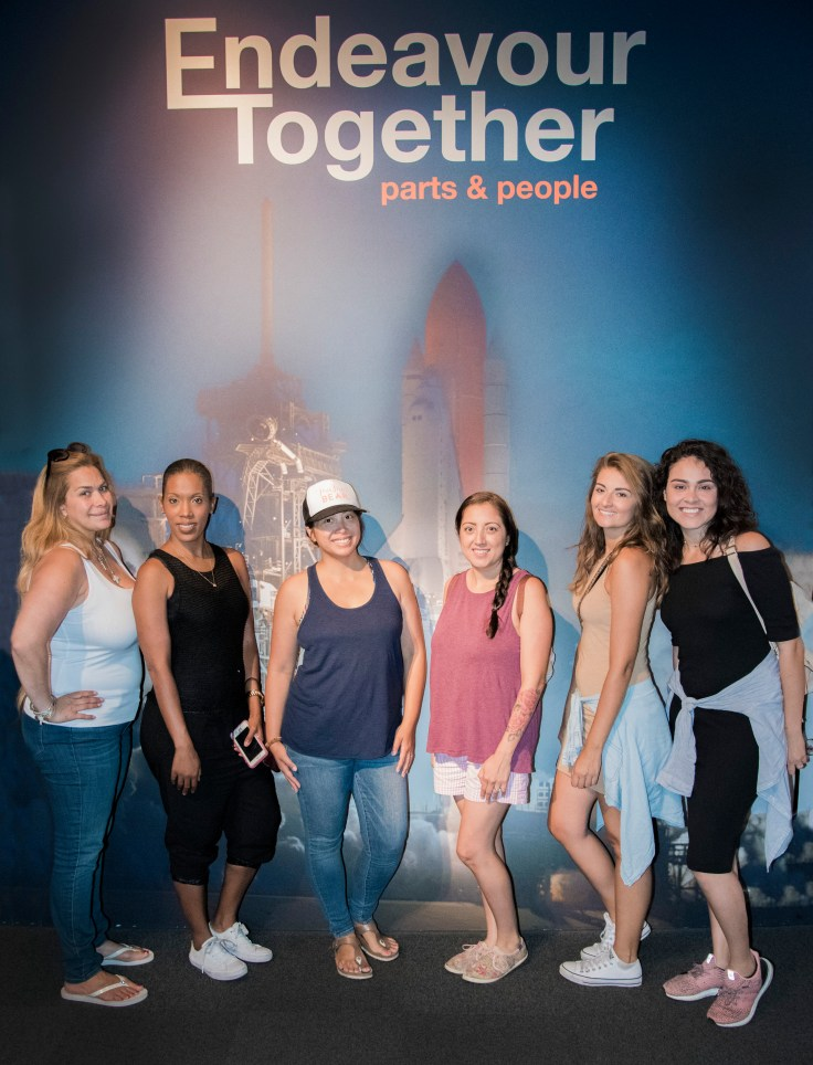 Mommies at Endeavour