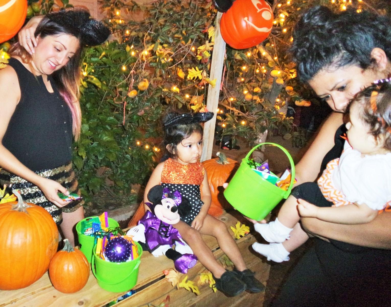 DIY Mickey's Not So Scary Halloween Party