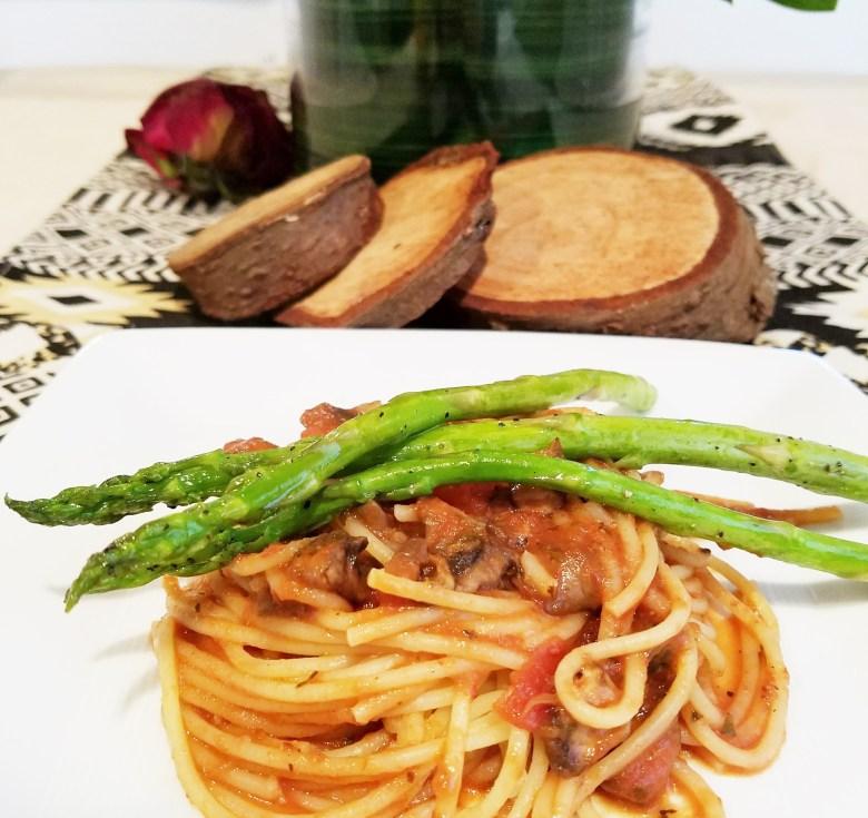 spaghettiwithasparagus