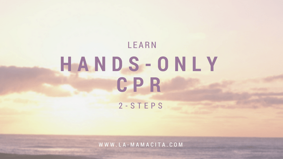 Preparing for a medical emergency with Hands-Only CPR
