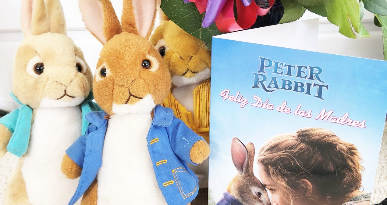 Peter Rabbit DVD Give Away