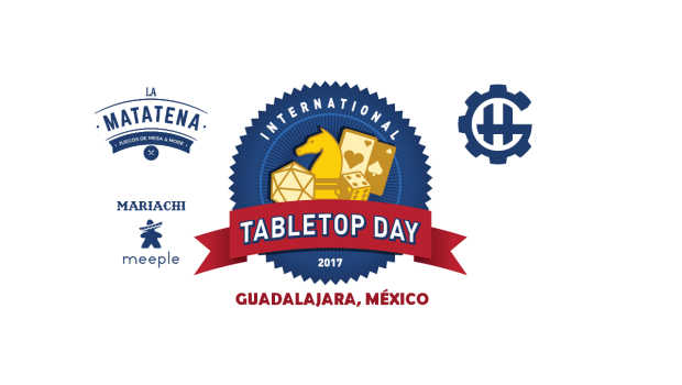 Tabletop Day 2017