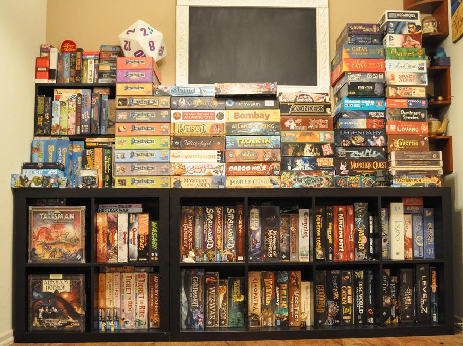 Colección de juegos