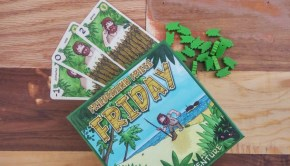 Friday, una aventura en solitario