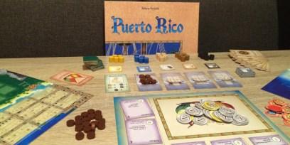 Puerto Rico: componentes