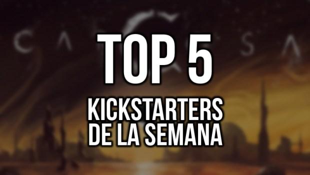 Top 5 Kickstarter