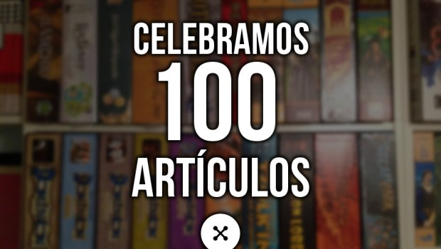 100 artículos en el blog
