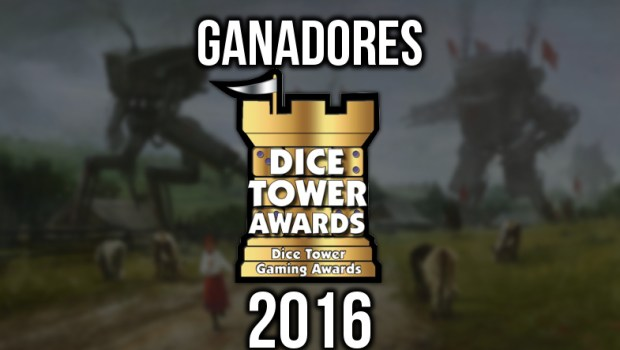 Dice Tower Awards 2016