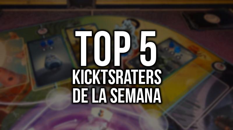 Kickstarters de la semana (18/09/2017)