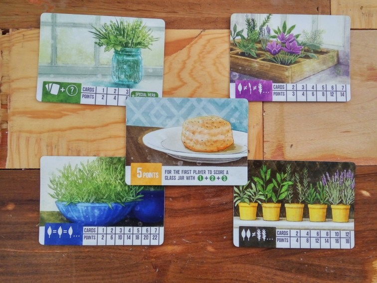 Herbaceous Containers