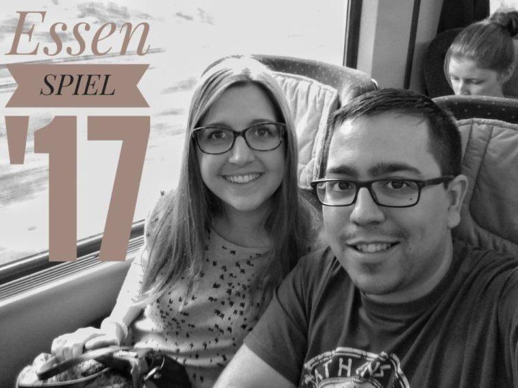 Viaje a Essen Spiel 2017