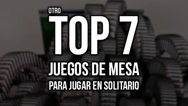 Otro Top 7 Juegos De Mesa Para Jugar En Solitario La Matatena