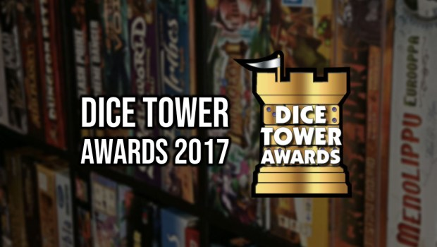 dice tower awards 2017