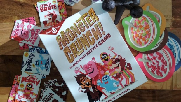 Monster Crunch!