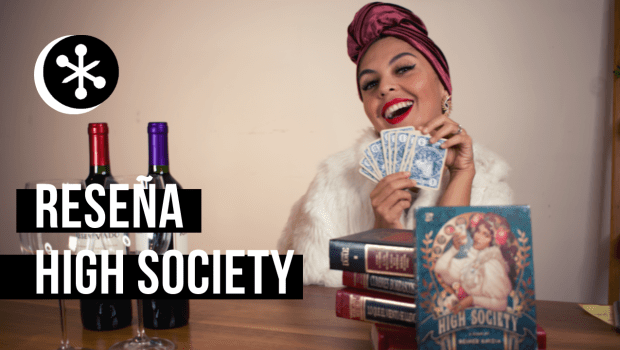 Reseña High Society