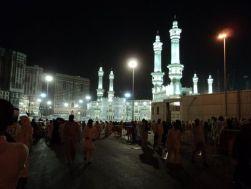 visitar en la Meca y dónde está?