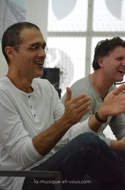 Lucas Ciavatta et Jerôme Viollet O Passo