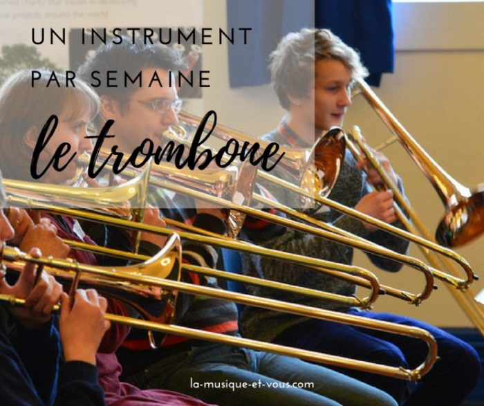 Trombone - Flickr Credit photo ACE foundation
