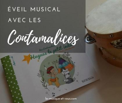 Crédit photo : La Musique et Vous. Contamalices ed. Van de Velde