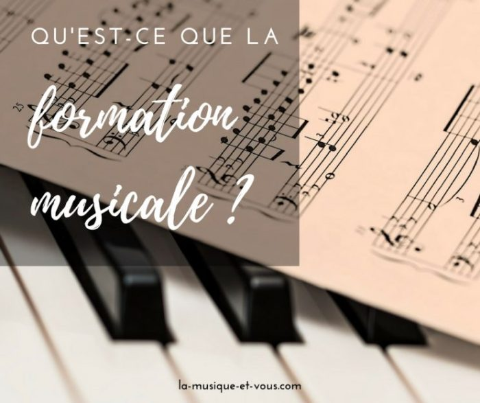 Formation musicale solfège