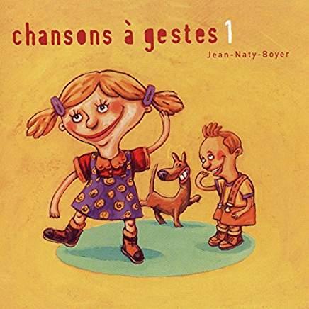 Chansons a gestes de Jean Nat-Boyer volume 1