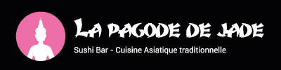 Restaurant asiatique La Pagode de Jade - Sushi Bar et cuisine asiatique traditionnelle logo