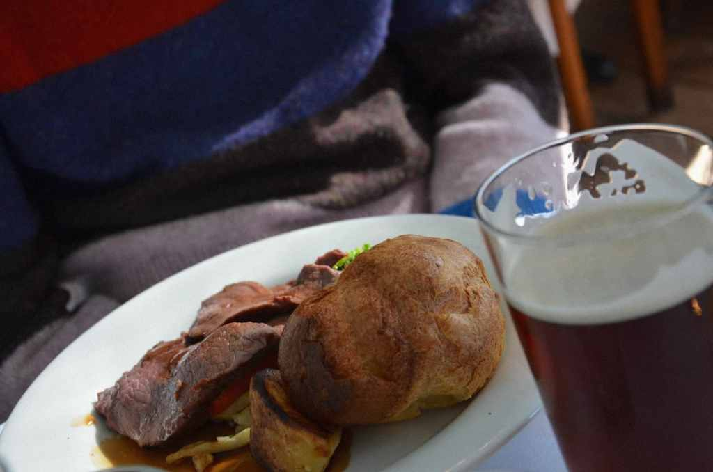 Londres: The Wells, un sunday roast à Hampstead Heath Europe Le Voyage Royaume-Uni