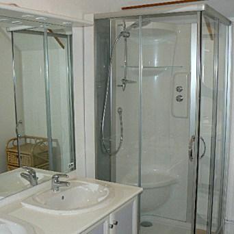 La salle de bain du second étage