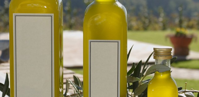 manger gras - huile d'olive