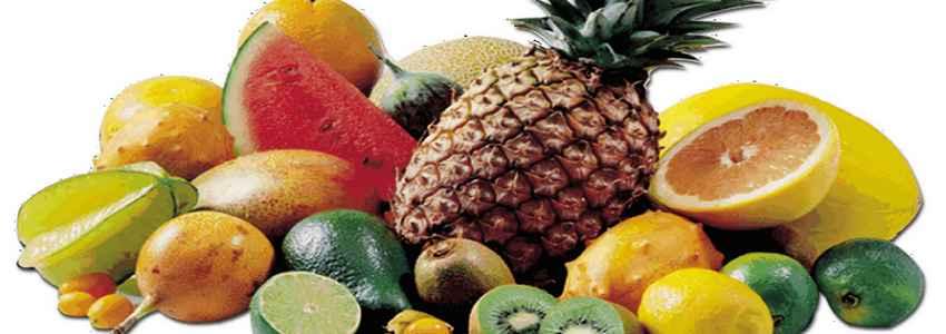 Chagrin d'amour, c'est fini grâce aux fruits tropicaux!