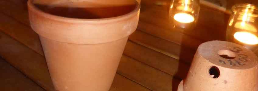 Comment faire brûler de l'encens en grainset fabriquer son encensoir pour pas cher