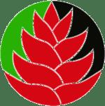 Emblême du PPM (Parti Progressiste Martiniquais)