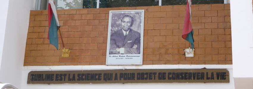 Institut malgache de recherches appliquées (IMRA)