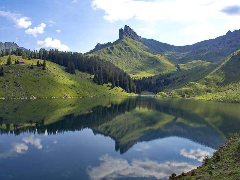 Lac de Bannalpsee