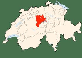 Carte Lucerne