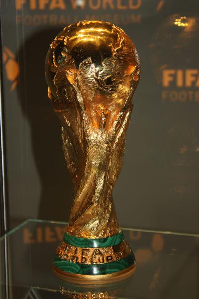 La coupe du monde masculine