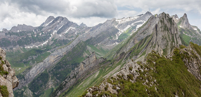 Massif de l'Alpstein