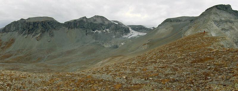 Montagne Le Piz Sardona