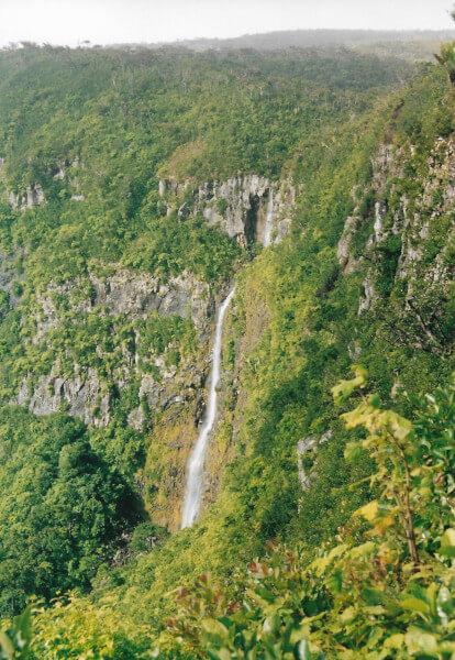 Cascade de la chute d'Alexandra
