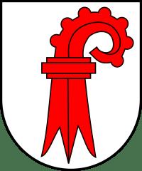 Le blason du canton de Bâle-Campagne