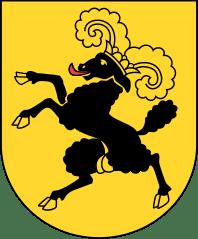 Le blason du canton de Schaffhouse