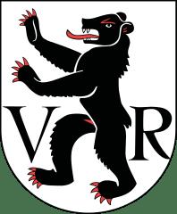 Le drapeau d'Appenzell Rhodes-Extérieur