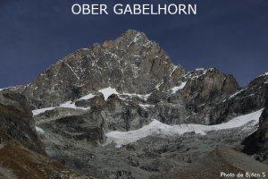 29ème sommet de plus de 4'000 mètres – L'Ober Gabelhorn