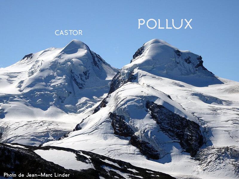 Vignette - Castor et Pollux