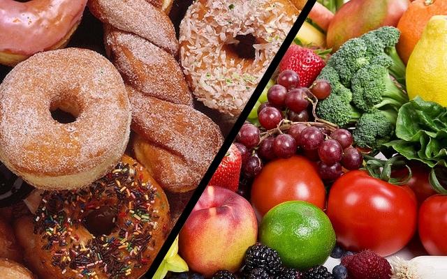 La pyramide alimentaire saine pour perdre du gras !